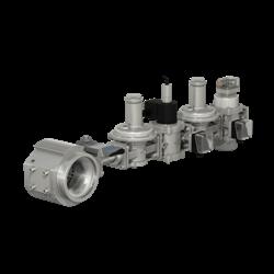 Смесители газов: арматура для газопоршневой электростанции